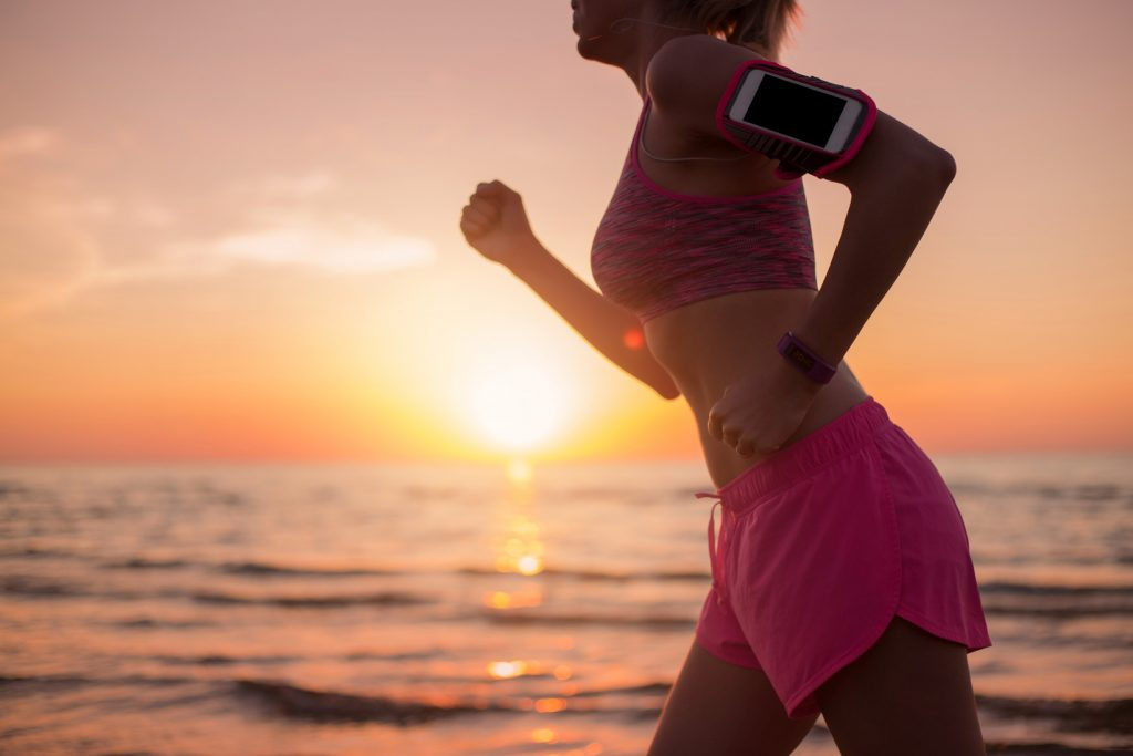 Women experienced EISP during cardio workouts like running.